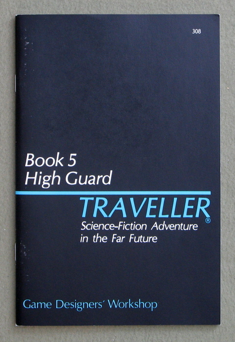 Image for Traveller Book 5: High Guard, 2nd Edition