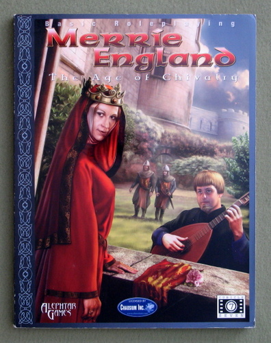 Image for Merrie England: The Age of Chivalry (Basic Roleplaying)