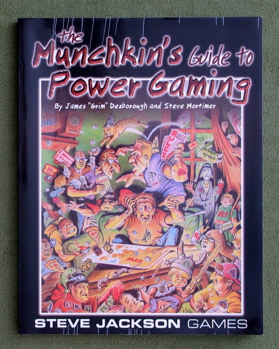 Image for Munchkins Guide to Power Gaming