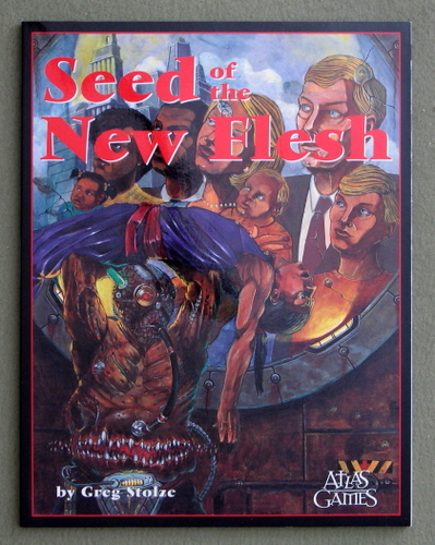 Image for Seed of the New Flesh (Feng Shui)