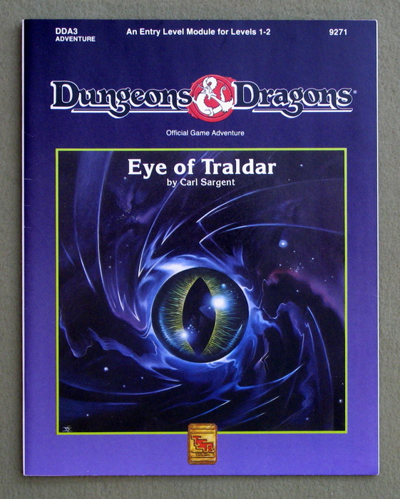Image for Eye of Traldar (Dungeons & Dragons Module DDA3)
