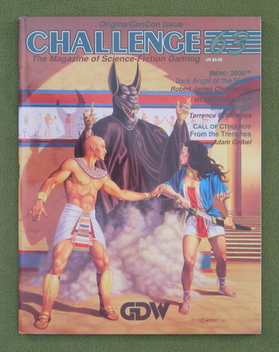 Image for Challenge Magazine, Issue 63
