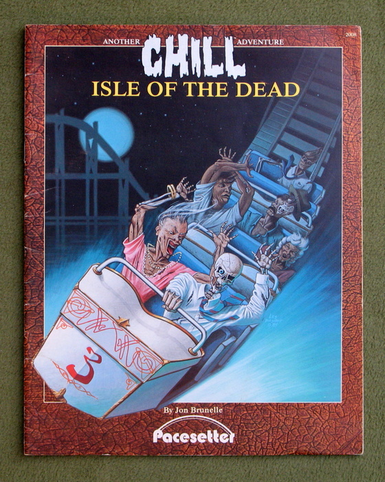 Image for Isle of the Dead (Chill)