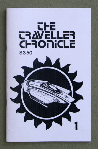 Image for Traveller Chronicle, Issue 1 (Traveller: The New Era)