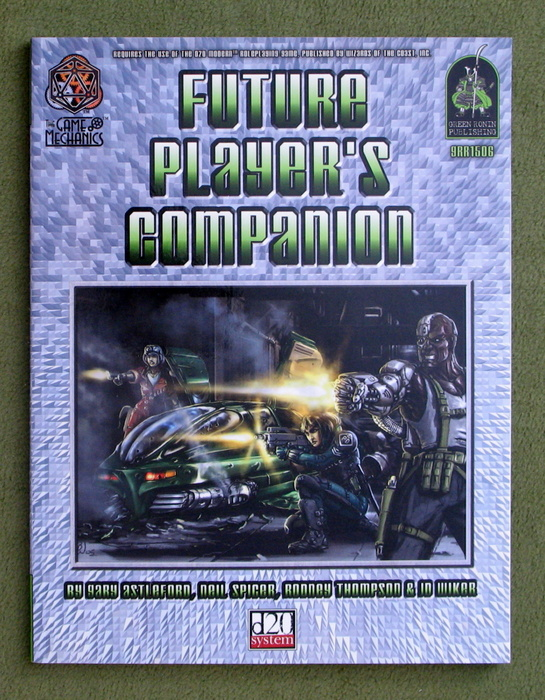 Image for Future Player's Companion: A Sourcebook For d20 Modern