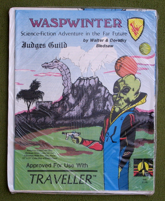 Image for Waspwinter (Traveller)