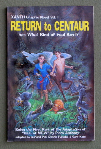 Image for Xanth Graphic Novel, Vol 1 - Return to Centaur (or: What Kind of Foal Am I?)