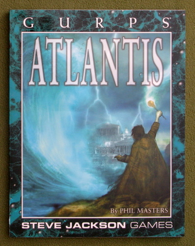 Image for GURPS Atlantis