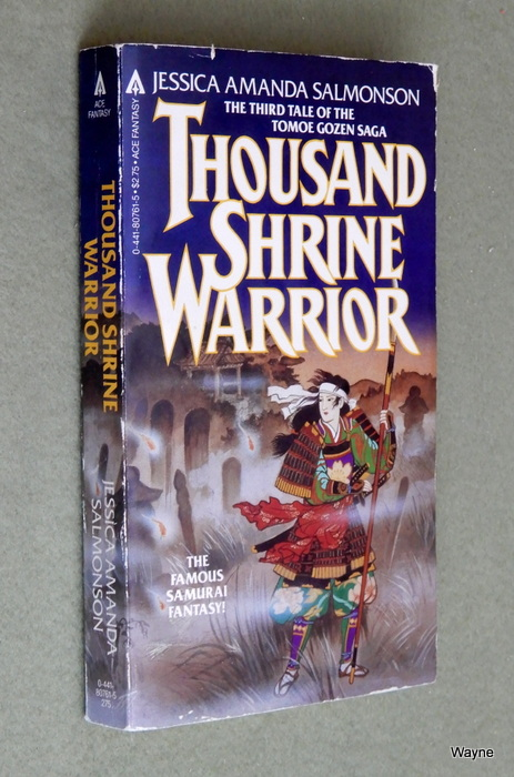 Image for Thousand Shrine Warrior