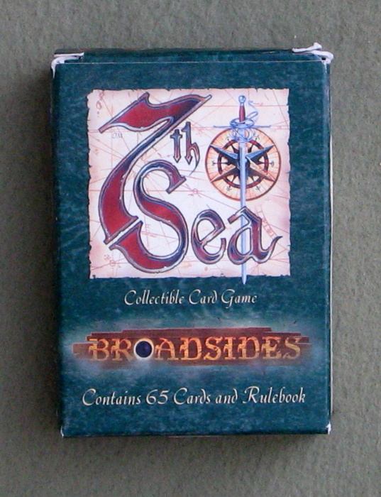 Image for 7th Sea CCG: Broadsides - Sea Dogs Starter Deck
