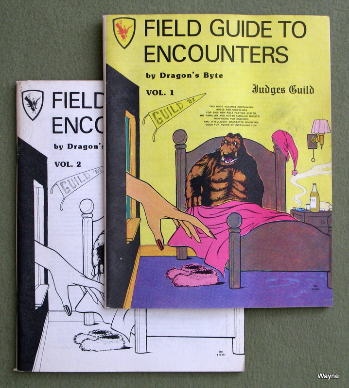 Image for Field Guide to Encounters (Dungeons & Dragons) [2 Book Set]