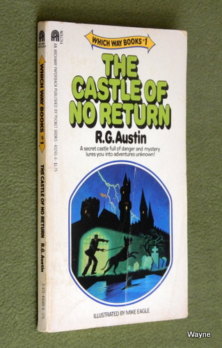 Image for The Castle of No Return (Which Way, No 1)