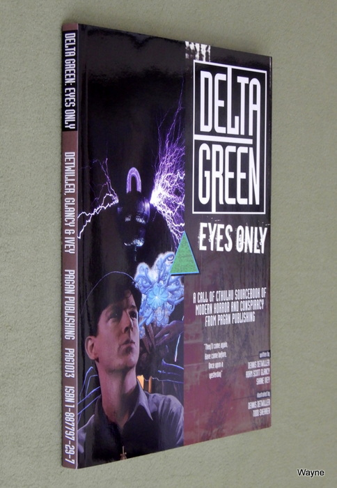 Image for Delta Green: Eyes Only