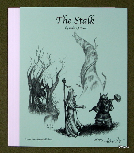 Image for The Stalk - SIGNED, NUMBERED
