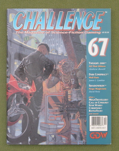 Image for Challenge Magazine, Issue 67