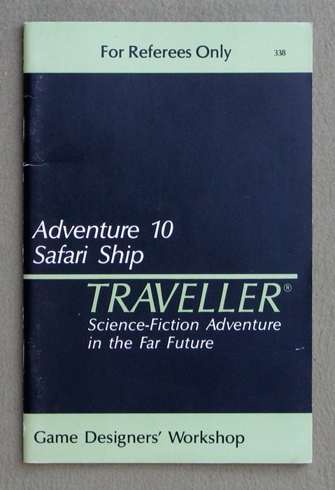Image for Traveller Adventure 10: Safari Ship