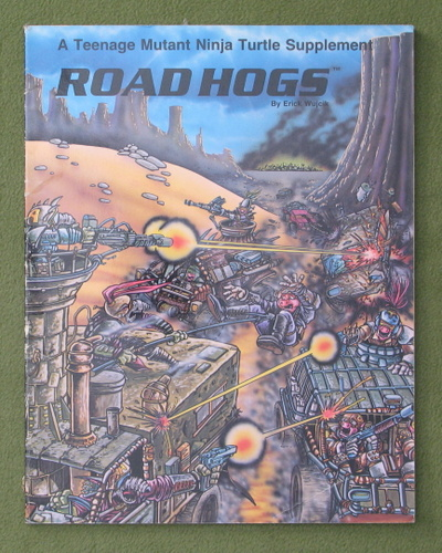 Image for Road Hogs (Teenage Mutant Ninja Turtles and Other Strangeness)