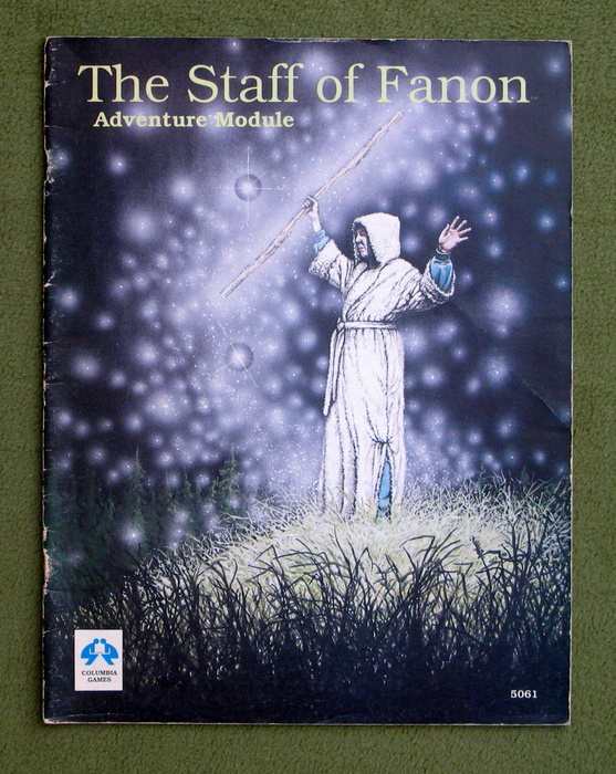 Image for The Staff of Fanon: In Search of Panaga #1 (Harnmaster)