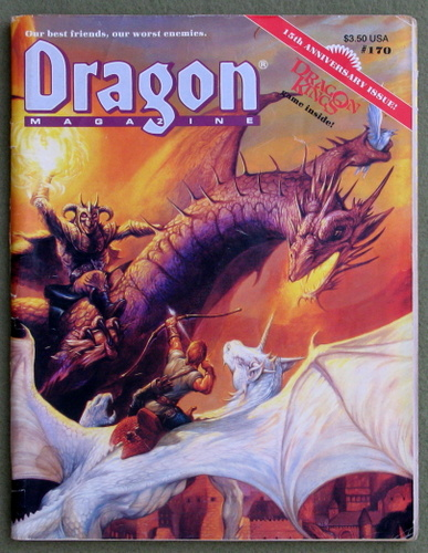 Image for Dragon Magazine, Issue 170