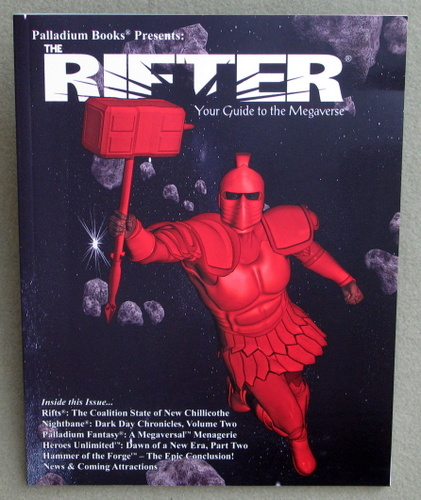 Image for Rifter #54: Your Guide to the Megaverse (Rifts)