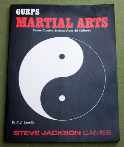 Image for GURPS Martial Arts: Exotic Combat Systems from All Cultures