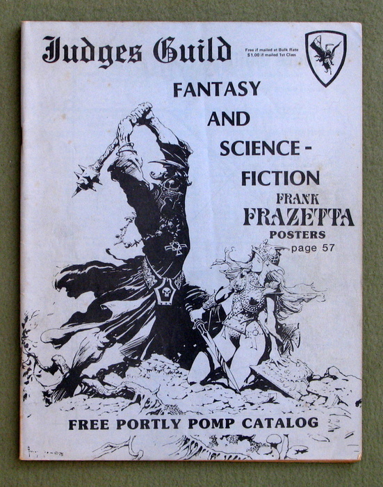 Image for Judges Guild 'Portly Pomp' Catalog (December 1982)