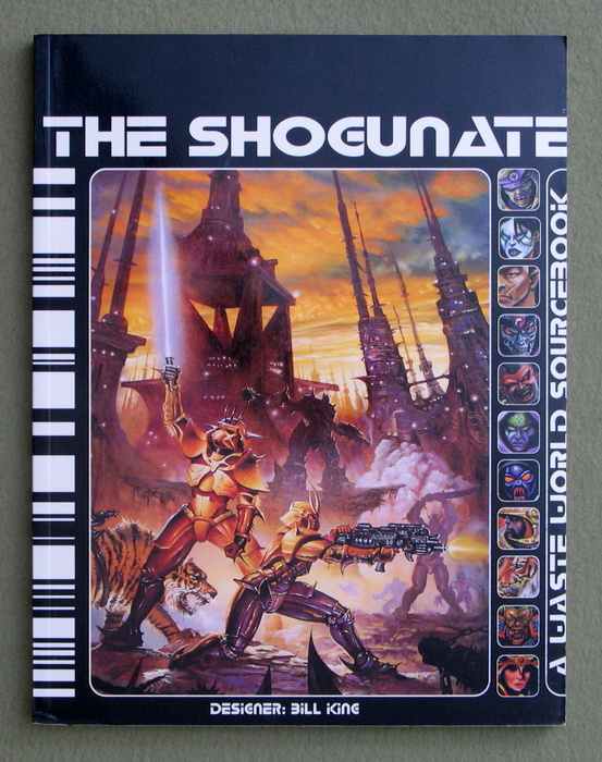 Image for The Shogunate: A Waste World Sourcebook