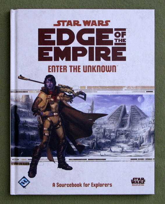 Image for Star Wars Edge of the Empire: Enter The Unknown (Star Wars Role Playing Game)