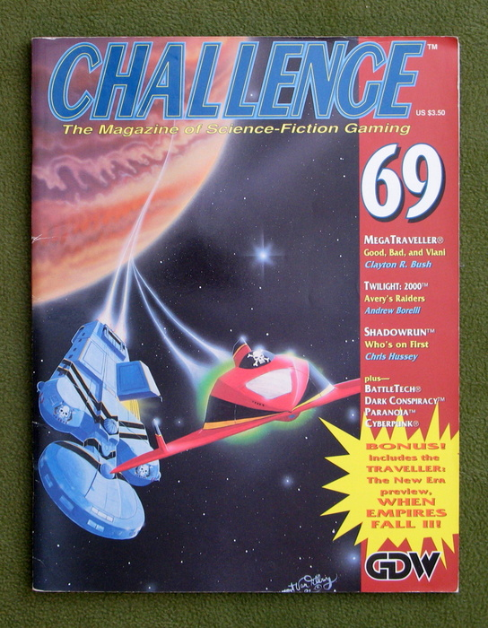 Image for Challenge Magazine, Issue 69
