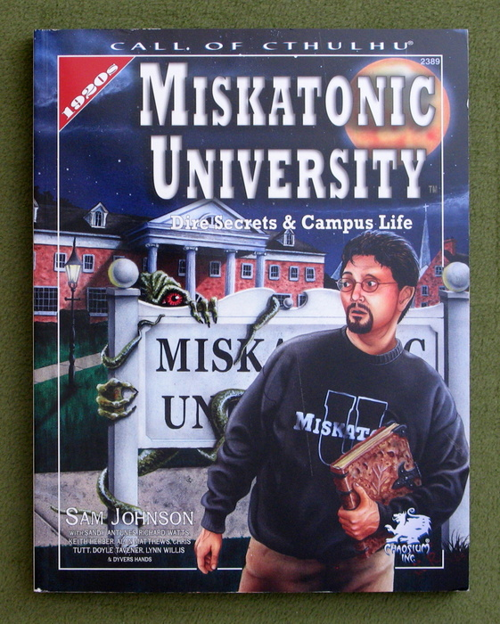 Image for Miskatonic University: A Sourcebook (Call of Cthulhu Horror Roleplaying)