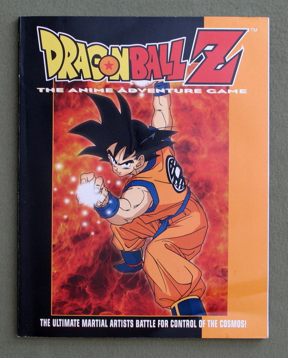 Image for Dragonball Z: The Anime Adventure Game (Dragon Ball Z)