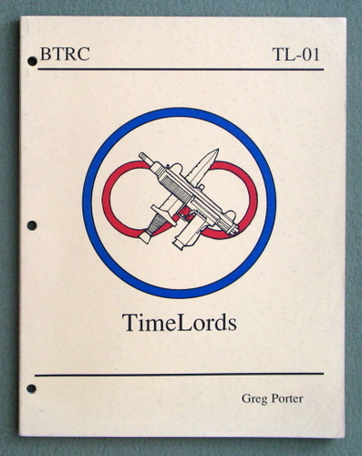 Image for TimeLords: Adventure Into Forever