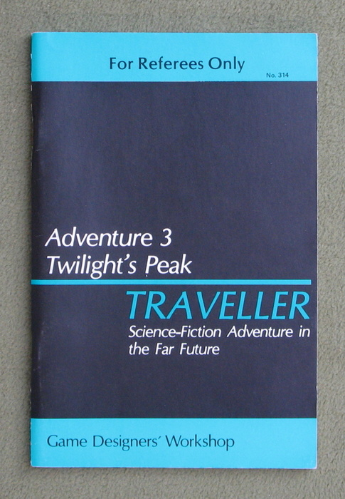 Image for Traveller Adventure 3: Twilight's Peak
