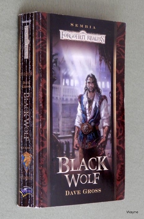 Image for Black Wolf (Forgotten Realms: Sembia series, Book 4)