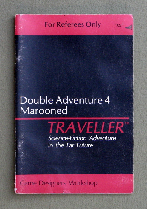 Image for Traveller Double Adventure 4: Marooned / Marooned Alone - PLAY COPY
