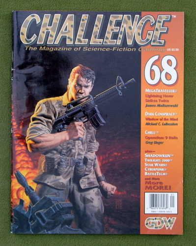 Image for Challenge Magazine, Issue 68