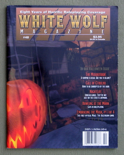 Image for White Wolf Magazine, Issue 48
