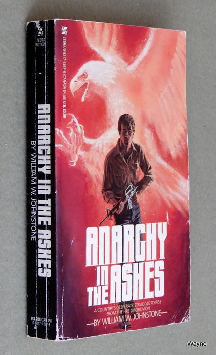 Image for Anarchy in the Ashes