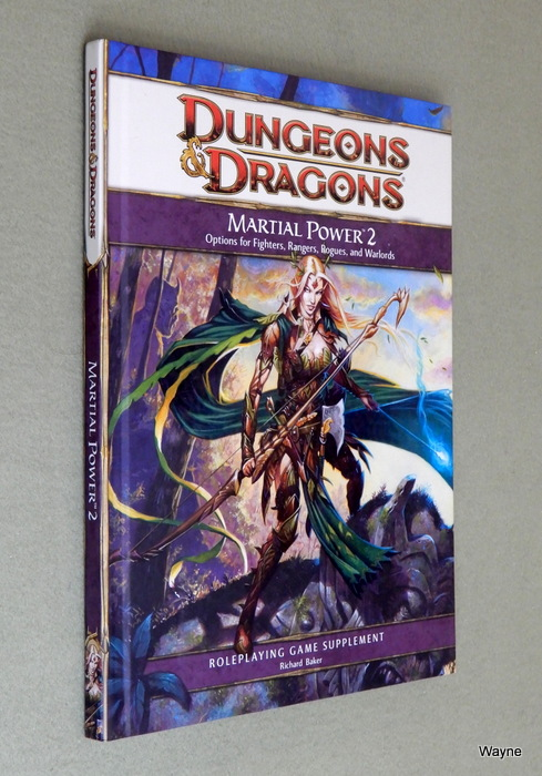 Image for Martial Power 2 (Dungeons & Dragons, 4th Edition)