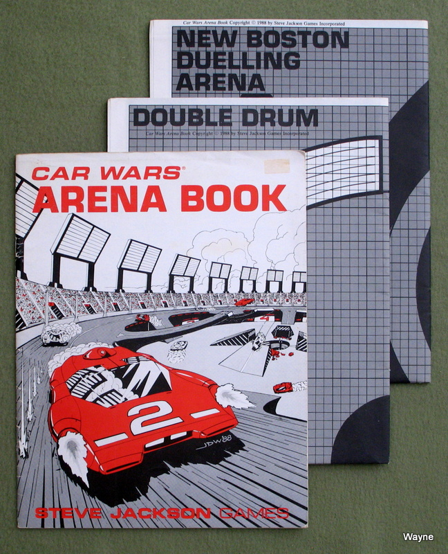 Image for Car Wars Arena Book