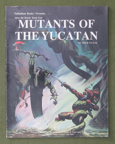 Image for Mutants of the Yucatan (After the Bomb, Book 4)