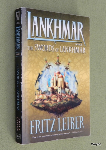 Image for The Swords of Lankhmar (Lankhmar, Book 5)