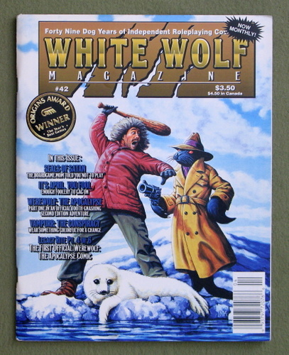 Image for White Wolf Magazine, Issue 42