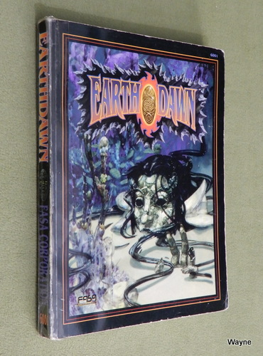 Image for Earthdawn, 1st edition - PLAY COPY