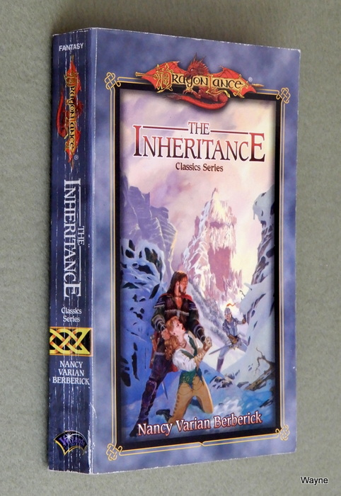 Image for The Inheritance (Dragonlance Classics)