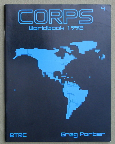 Image for CORPS Worldbook 1992