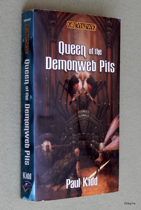 Image for Queen of the Demonweb Pits (Greyhawk Novels)