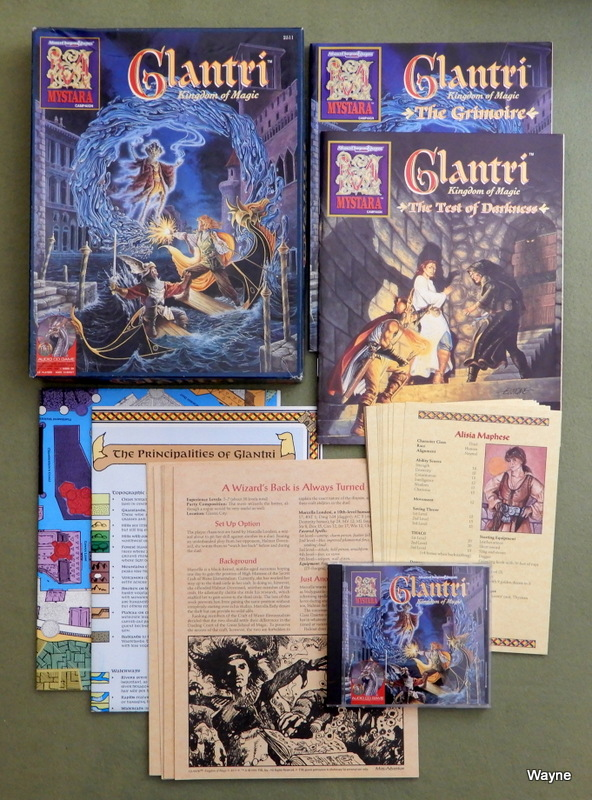 Image for Glantri: Kingdom of Magic (Advanced Dungeons & Dragons: Mystara)