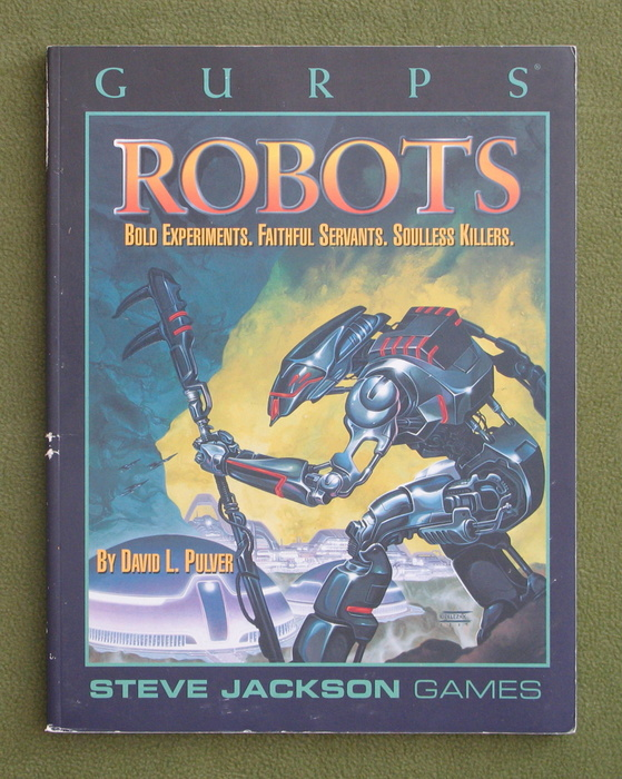 Image for GURPS Robots