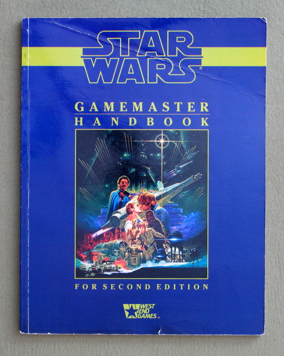 Image for Gamemaster Handbook (Star Wars: The Roleplaying Game, 2nd Edition)